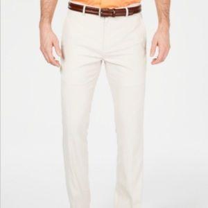 Alfani Men's AlfaTech Classic-Fit Stretch Pants,